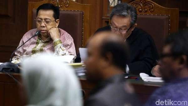 Novanto Siap Ganti Jika Terbukti Terima Uang e-KTP dari Ponakannya
