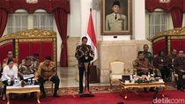 Sidang Kabinet Paripurna, Jokowi: Jaga Stabilitas Politik-Keamanan