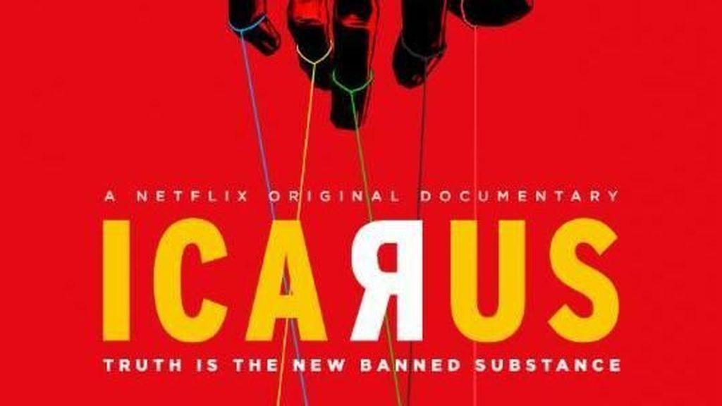 Netflix Icarus Raih Piala Best Documentary Feature