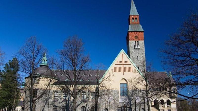 Selama berabad-abad, Finlandia disebut Suomi oleh warganya. Penyebutan itu masih bertahan hingga kini, Anda bisa mencarinya di Museum Nasional Finlandia ini (BBC Travel)