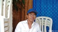 Ngamuk di Hajatan Tetangga, Ibrahim Tendang-tendang Bangku