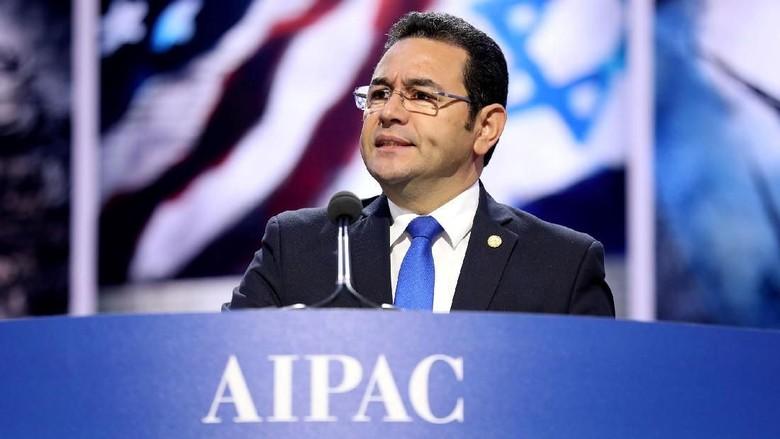 Ikuti AS, Guatemala Pindahkan Kedutaan ke Yerusalem pada Mei