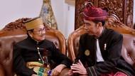 Jokowi Terima Laporan Kondisi Kesehatan BJ Habibie Membaik