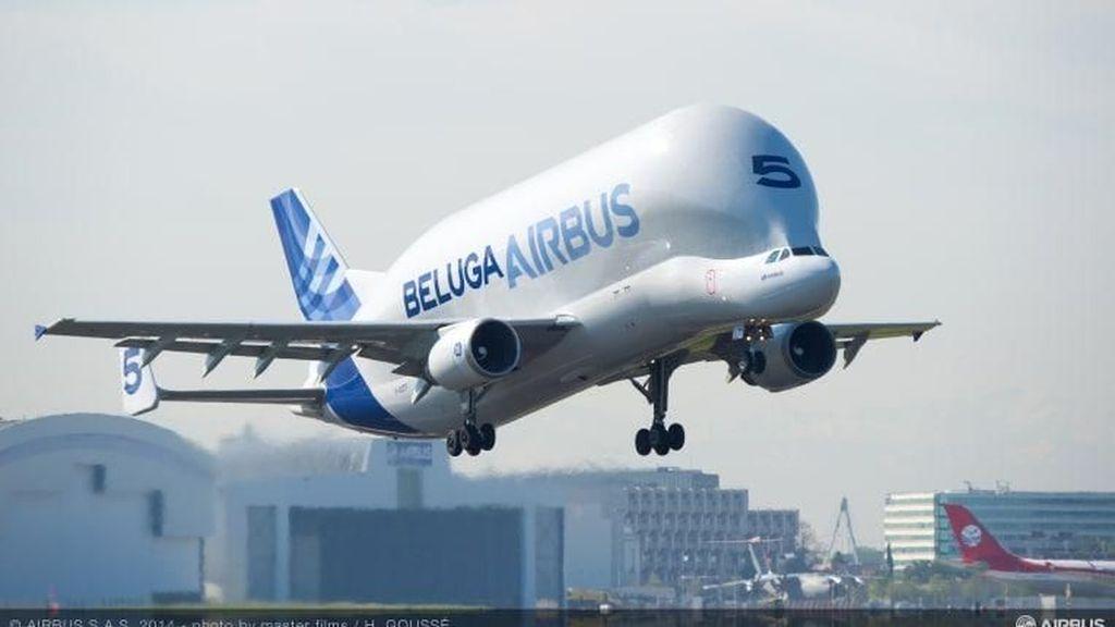 Foto: Inikah Pesawat Paling Aneh?