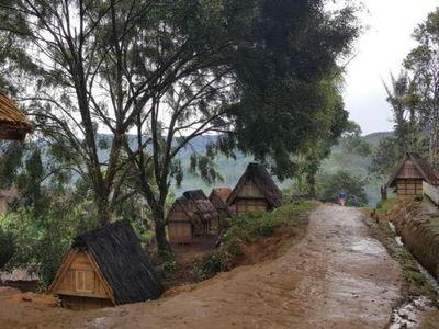 Cantiknya Desa Adat Ciptagelar