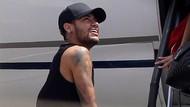 Neymar Pamer Gaya Rambut Baru