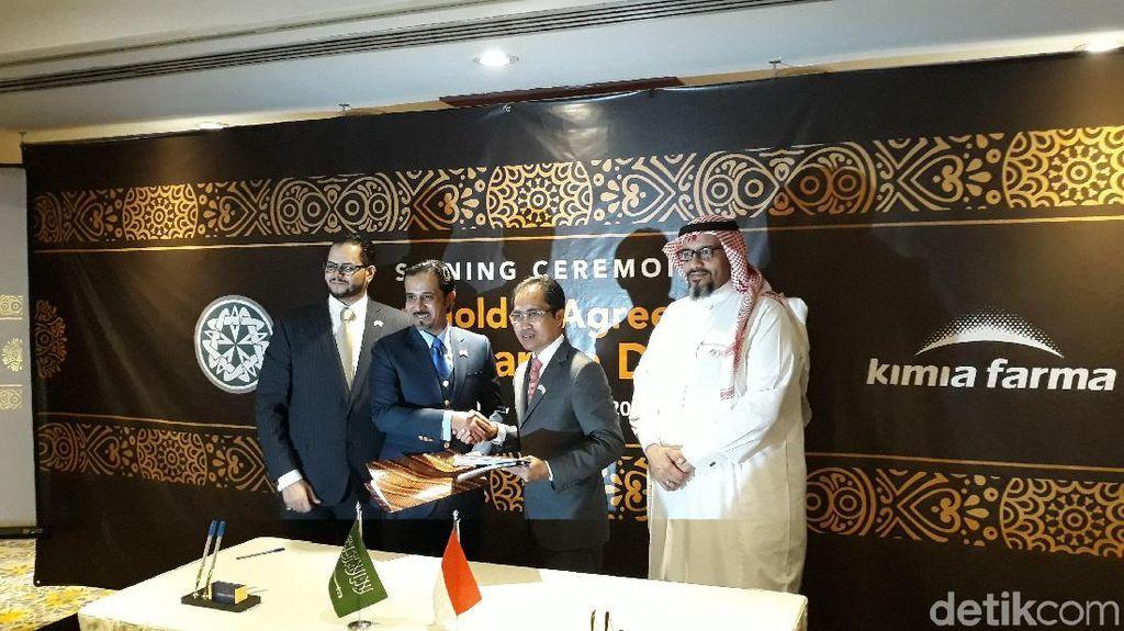 Suntik Rp 137 M, Kimia Farma Kuasai Perusahaan Apotek Arab Saudi