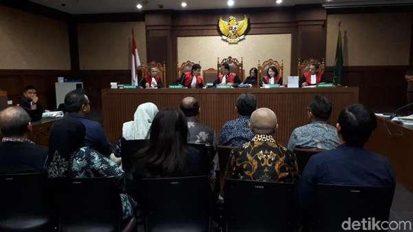 Adik Gamawan hingga Ponakan Novanto Jadi Saksi di Sidang Kasus e-KTP