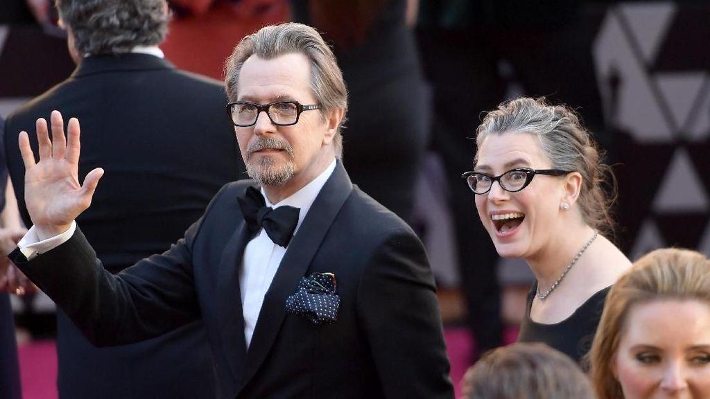 Gary Oldman Bawa Pulang Best Actor di Oscar 2018