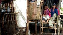 Rosul, Lima Tahun Tinggal di Gubuk Tanpa Listrik