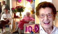 Makan Keripik Kentang dan Minum Bir Jadi Rahasia Panjang Umur Wanita 100 Tahun Ini