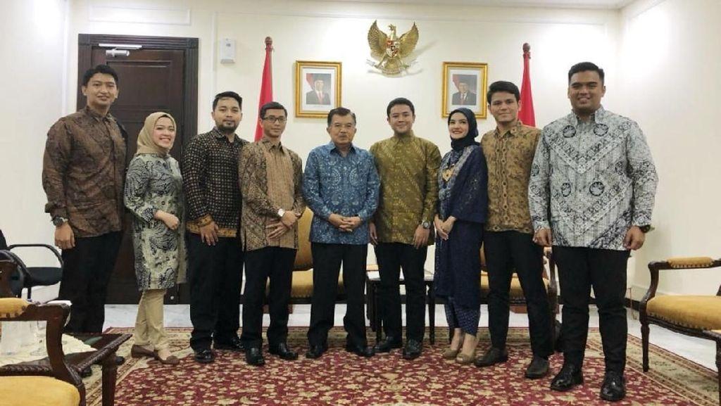 Wapres JK Siap Hadiri Indonesian Islamic Youth Economic Forum