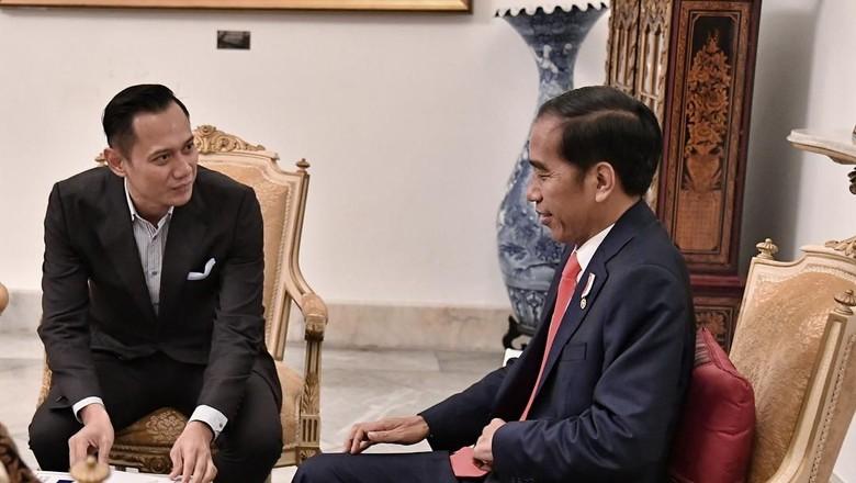 Demokrat Tawarkan AHY, Golkar: Cawapres Jokowi Harus Pengalaman