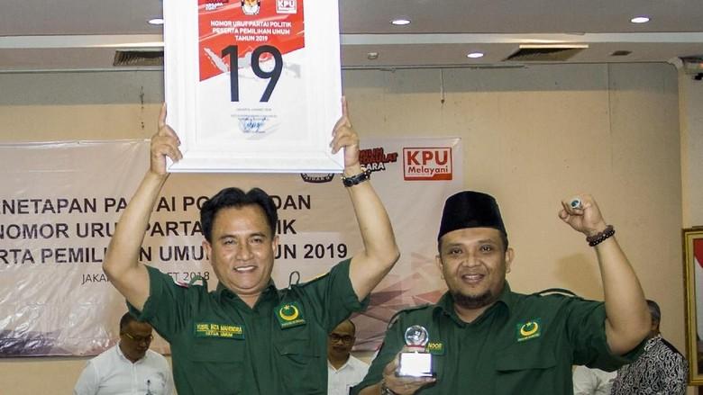 PBB Siap Pimpin Oposisi Lawan Jokowi