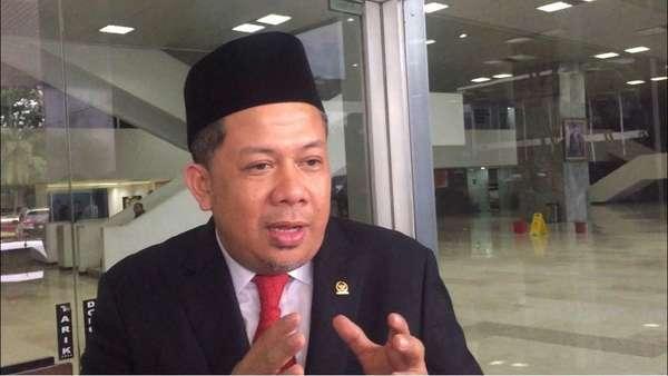 Fahri Hamzah: UU MD3 Berlaku Kalau Sudah Dapat Nomor
