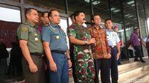 KSAU, KSAL dan Panglima TNI Serahkan SPT Pajak