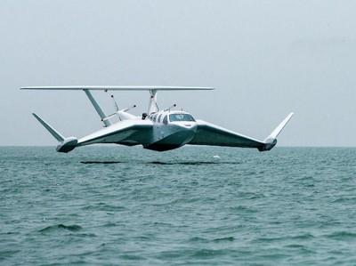 Ini Baru Canggih! Singapura Buat Kapal yang Bisa Terbang