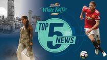 Gol Spesial Matic untuk MU, Curhat Pemeran Tomb Raider