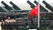 China Tingkatkan Anggaran Pertahanan Untuk 2018 Lebih 8 Persen
