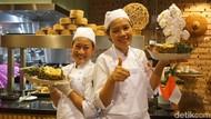 Dua Chef dari Thailand Ini Racik Tom Yam dan Pad Thai Rasa Autentik