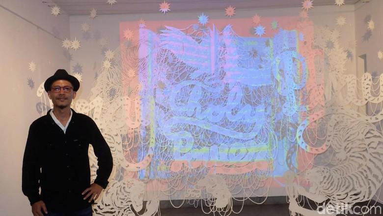 Karya-karya Rudy Atjeh Kerap Kritik Isu Keberagaman dan Soal Agama