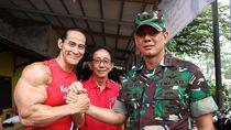 Ade Rai, Kezia Warouw & Pangdam Siliwangi Ajak Bersih-bersih Citarum