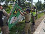 Panwas Surabaya akan Sapu Bersih APK Pilgub Jatim