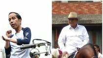 Balapan Jokowi Ngoweeeng vs Prabowo Berkuda