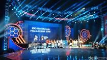 100 Juggling di 100 Hari Menuju Piala Dunia 2018