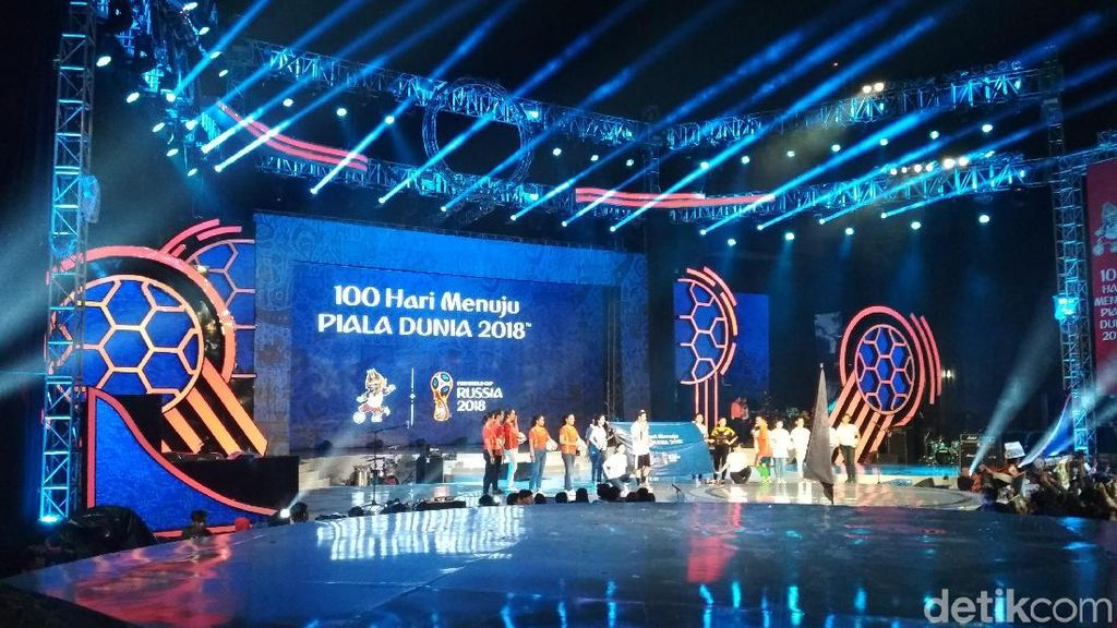 Netizen Sambut 100 Hari Menuju Piala Dunia 2018
