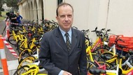 Dewan Kota di Australia Sita Puluhan Sepeda Sewaan yang Ditelantarkan