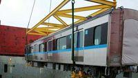 Hari Ini 12 Kereta MRT Jakarta Dikirim dari Jepang
