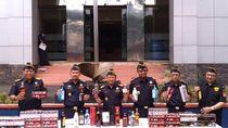 Bea-Cukai Banten Amankan Produk Ilegal Senilai Rp 7 M