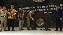Anies Tunjukkan Desain Baru Trotoar Sudirman-MH Thamrin