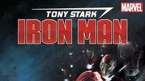 Tony Stark Kembali Lagi dalam Komik Terbitan Terbaru Marvel
