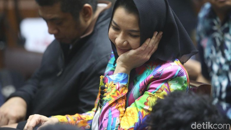 Saksi Sebut Kedekatan Bupati Rita dan Khairudin Bak Jokowi-Megawati