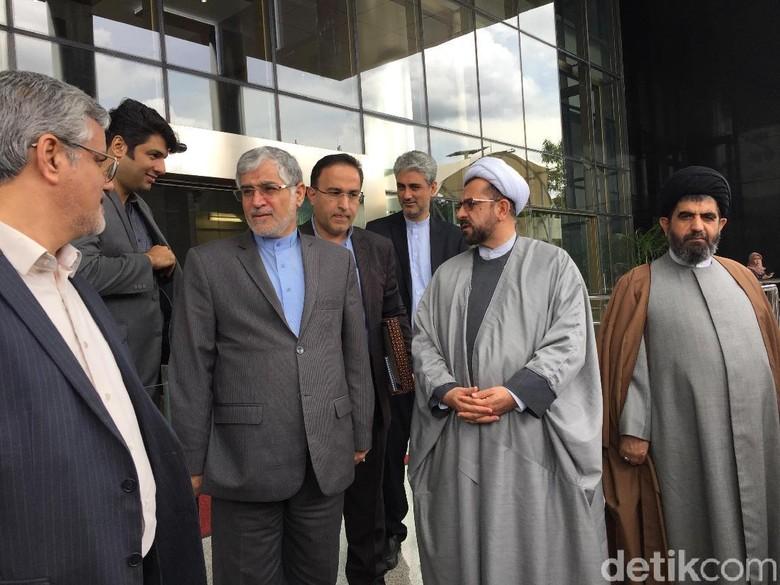 Ke KPK, Dubes Iran: Kami Tukar Informasi Pemberantasan Korupsi