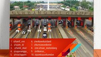 Ini Dia 10 Pemenang Kontes Street Shot Tol Tangerang Merak