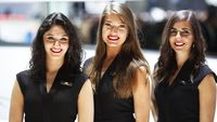 Senyum Manis dari Geneva Motor Show