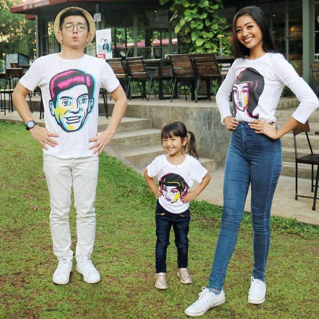 Proses Cerai, Liza Elly Tetap Ucapkan Selamat Ultah ke Nicky Tirta