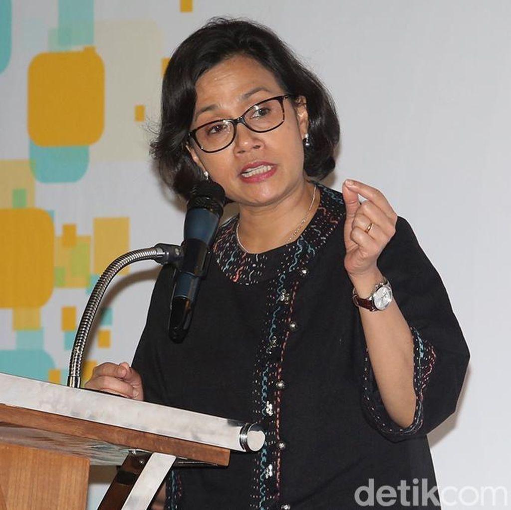 Sri Mulyani Bilang Isu Utang Kadang Dipolitisir