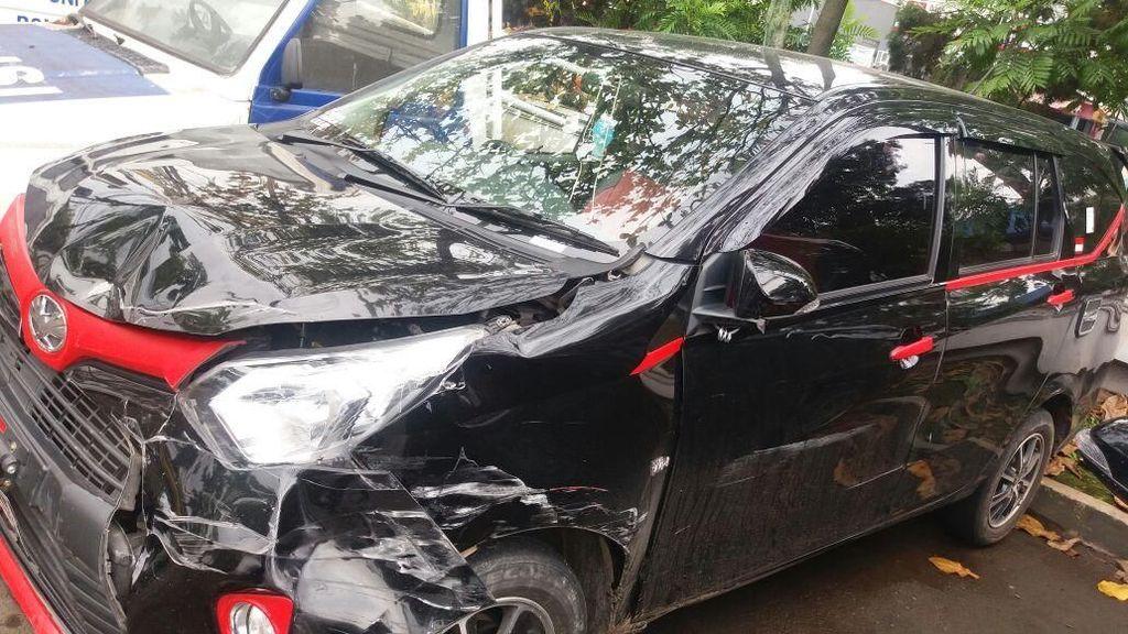 Pemuda Tabrak Lari di Bandung Pinjam Mobil untuk Pindahan Kos