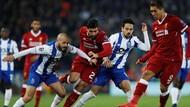 Berimbang Lawan Porto, Liverpool Melangkah ke Perempatfinal