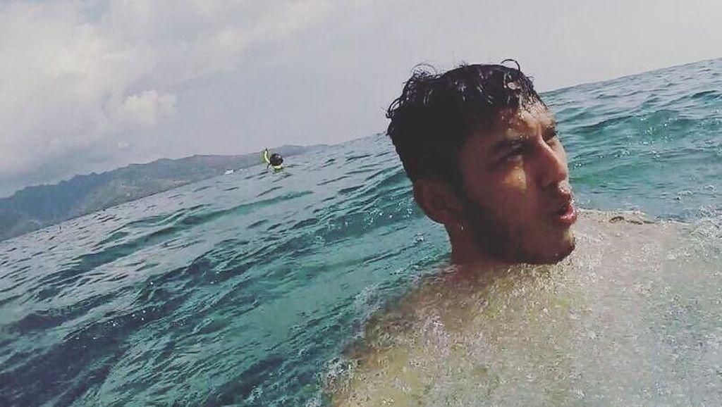 Gaya Hidup Sehat Gariz Luis, Polisi Ganteng yang Pernah Main Sinetron