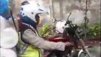 Momen Pungli Polisi di Jakut yang Bikin Gondok
