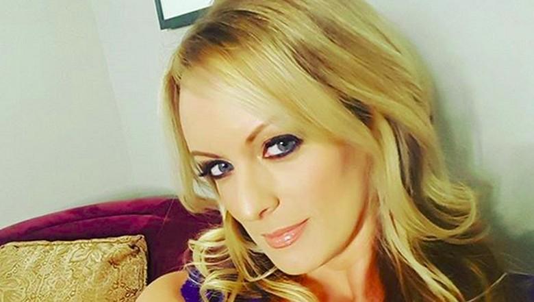 Bintang Porno Selingkuhan Trump Akui Diancam, Ini Kata Gedung Putih