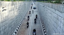 Wuss... Underpass Kartini Lancar Jaya