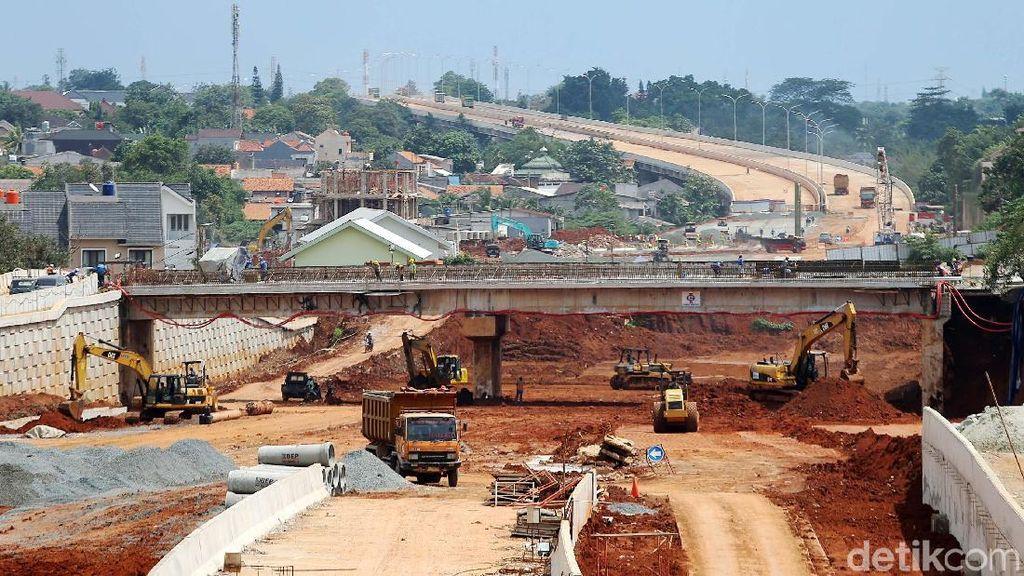 Gencar Bangun Infrastruktur, Pemerintah Hadapi 4 Tantangan Ini