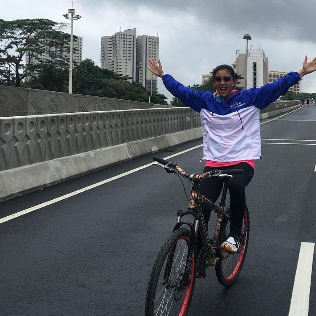 Ladies, Rutin Bersepeda Bisa Tingkatkan Kepuasan Seksual