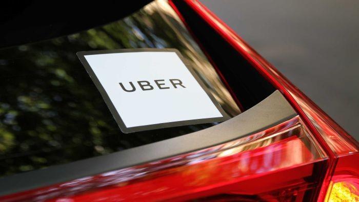 Layanan Uber. Foto: Australia Plus ABC